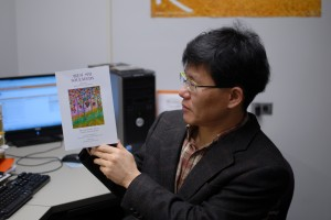 Dr. Park's first ever English to Korean translation took three years to complete.