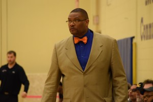 LCCC's Men's Basketball team's Head Coach Marty Eggleston.