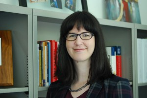 Rebecca Marion | The Collegian Karla Aleman was named Dean of the Library and eLearning in August.